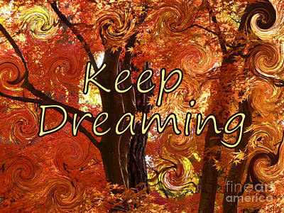 Photograph - Keep Dreaming by Carol Groenen