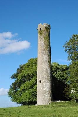 Kells Tower Art Print by George Crawford