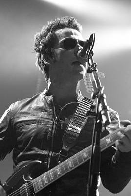 Photograph - Kelly Jones by Jenny Potter