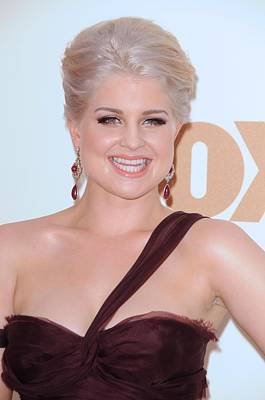 Kelly Osbourne At Arrivals For The 63rd Print by Everett