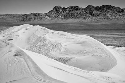 Thomas Kinkade - Kelso Sand Dunes 2 BW by Kelley King