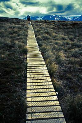Photograph - Kepler Track 9 by Jonathan Hansen