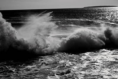 Photograph - Kersplash by Greg DeBeck