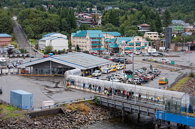 Photograph - Ketchikan - Alaska by Gary Rose