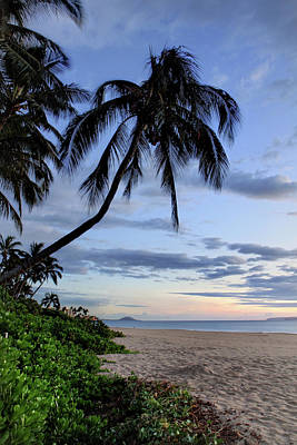 Beach Photograph - Kihei Tropical by Pierre Leclerc Photography