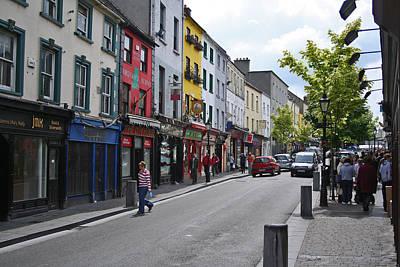 Photograph - Kilkenny by Van Corey