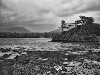 Art Print featuring the photograph Killarney Lake by Hugh Smith
