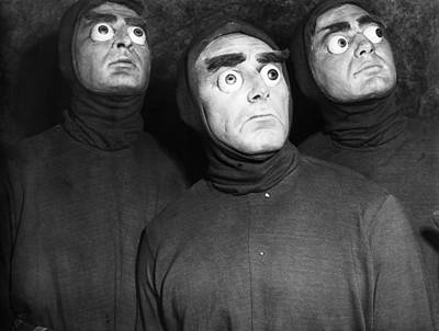 Photograph - Killers From Space, 1953 by Granger