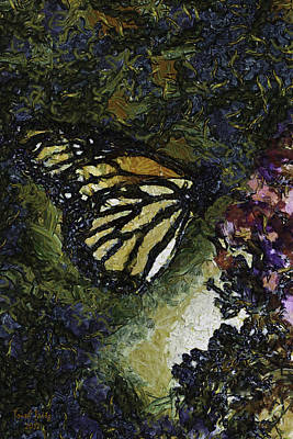 Photograph - Kim's Monarch by Trish Tritz
