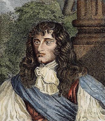 King James II Of England Art Print by Granger