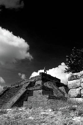 Photograph - King Of The Ancient World Chinkultic Chiapas Mexico by John  Mitchell