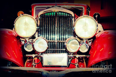 Car Auction Photograph - King Of The Road by Susanne Van Hulst