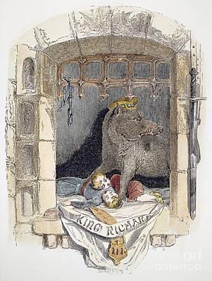 King Richard IIi Art Print by Granger