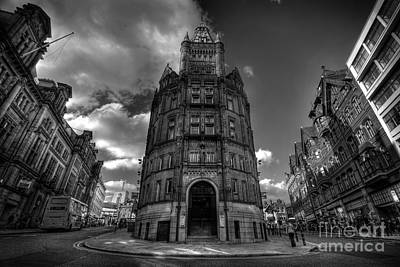 Photograph - King Street Nottingham by Yhun Suarez