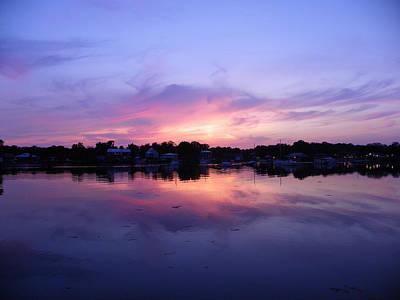 Photograph - Kings Bay Blue by Judy Wanamaker
