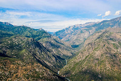 Photograph - Kings Canyon And Beyond by Heidi Smith