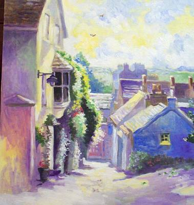 Kinsale Co Cork Art Print