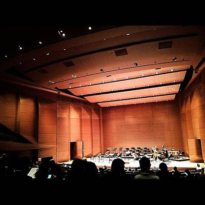 Concert Photograph - Kioi Sinfonietta Tokyo by Natasha Marco