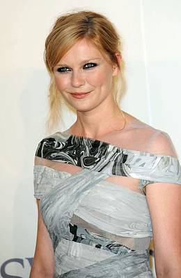 Kirsten Dunst At Arrivals For The 2009 Art Print