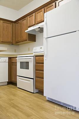 Kitchen Appliances Art Print
