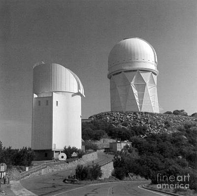 Quinlan Photograph - Kitt Peak National Observatory Kpno by Science Source