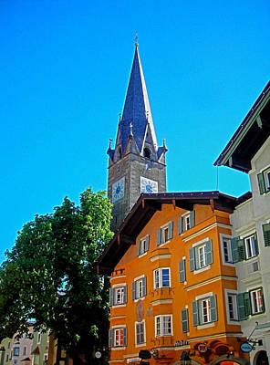 Photograph - Kitzbuehel - Austria by Juergen Weiss