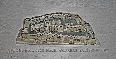 1620 Photograph - Kitzbuehel Anno 1620 by Juergen Weiss