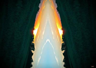 Mixed Media - Klidanature Art Fire by Debra     Vatalaro