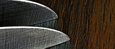 Photograph - Knives Iv by Bill Owen