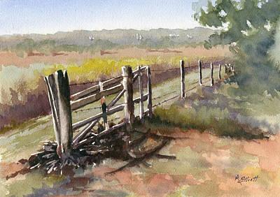 Knoops Farm Original by Marsha Elliott