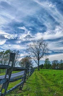 Clous Photograph - Knox Farm 13864c by Guy Whiteley