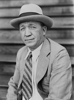 Knute Rockne 1888-1931, Head Football Art Print by Everett