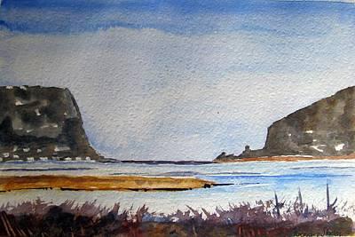 Cape Town Painting - Knysna Western Cape by Riana Van Staden
