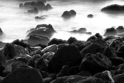 Photograph - Koloa Rocks by Roger Mullenhour