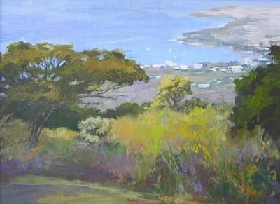 Painting - Kona Vista by Robert Weiss