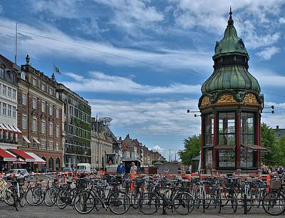 Photograph - Kongens Nytorv by Steven Richman