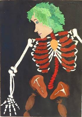 Koolaid 1 Art Print by Darien Wendell