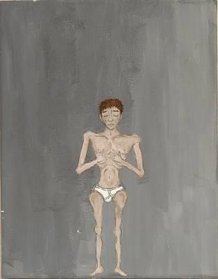 Disorder Painting - Koolaid 3 by Darien Wendell