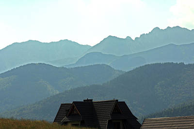 Photograph - Koscielisko Tatras Mountains by Tony Brown
