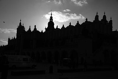 Photograph - Krakow City Eves by Jez C Self