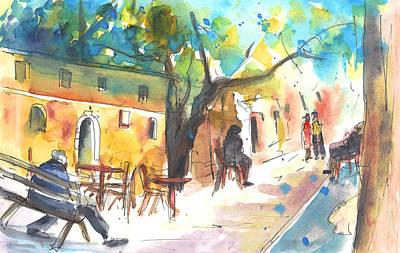 Painting - Kroustas by Miki De Goodaboom