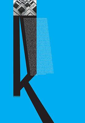 Architecture Digital Art - Kurosawa Poster by Naxart Studio