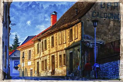 Bohemia Photograph - Kutna Hora by Joan Carroll