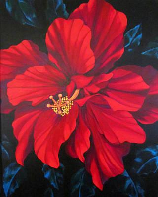 Painting - Kwan Yin by Kyra Belan