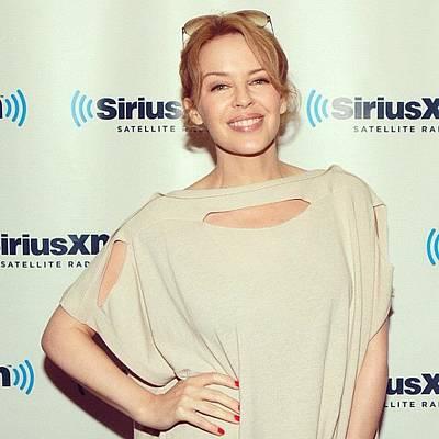 Celebs Photograph - Kylie Minogue #instagram #instagood by Maro Hagopian