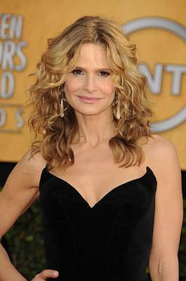 Kyra Sedgwick At Arrivals For 17th Art Print by Everett