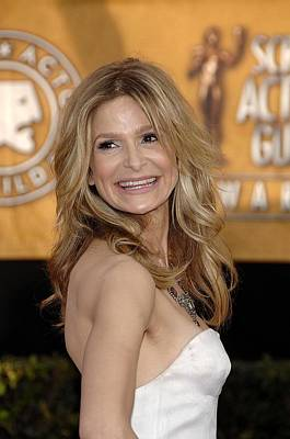 Kyra Sedgwick At Arrivals For Arrivals Art Print