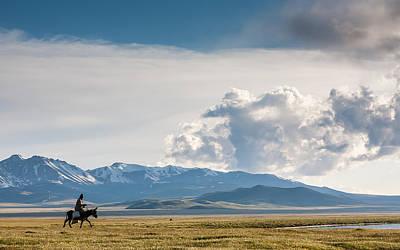 Animals Photograph - Kyrgyzstan by Konstantin Dikovsky