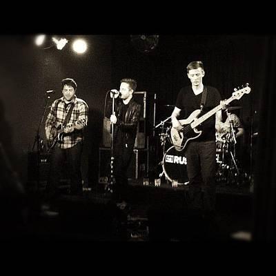 Band Photograph - La Based Rock Band, The Ruse, Killing by Loghan Call