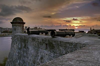Photograph - La Cabana Castle. La Habana. Cuba by Juan Carlos Ferro Duque